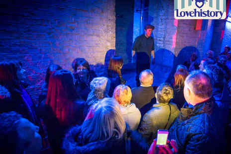 Lovehistory - Ticket to Valentines Day Murder Mystery Evening  for One - Save 51%