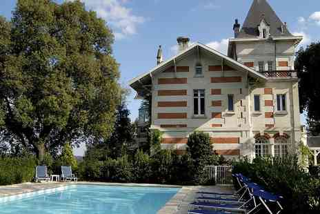 Chateau l Yeuse - Two nights in a chateau with breakfast - Save 56%