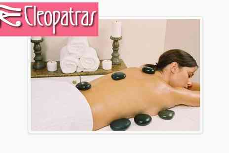 Cleopatras - Spa Day With Two Treatments - Save 55%