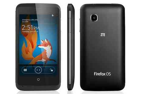 Didobuy - ZTE Open C Android 4.4 3G Mobile Smartphone - Save 28%