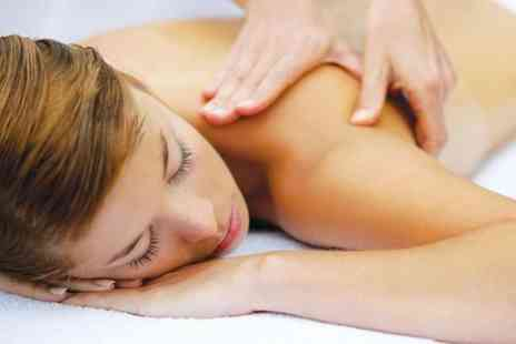 Head to Toe Professional Therapy - 30 minute aromatherapy or Swedish massage plus a 30 minute Indian head massage or Reiki treatment  - Save 68%