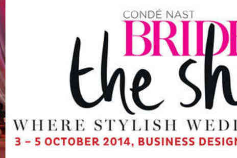 Brides The Show - Ticket to Brides The Show  - Save 50%
