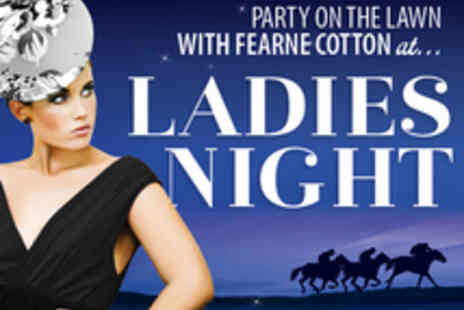 Royal Windsor Racecourse - Tickets to Ladies Racenight  for Two - Save 42%