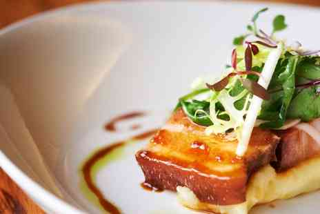 Hoddington Arms - Three Course Gastropub Meal for two - Save 49%