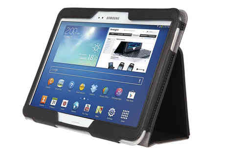Mazo Distribution  - Kensington Soft Folio Case for Samsung Galaxy Tablet 3 & 4 - Save 66%