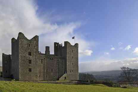 Bolton Castle - Adult entry to Bolton Castle for 2 - Save 53%
