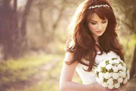 Layale beauty - Full bridal package, including hair and make up both on the day & a trial day before - Save 53%