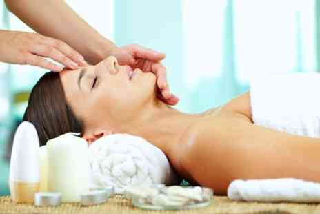 Beautylicious - 90 minute pamper package including a massage, facial, manicure & blow dry - Save 75%