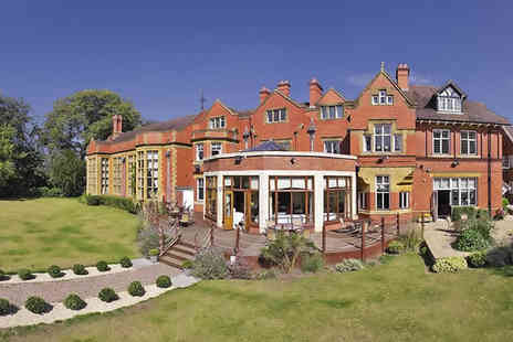 The Mount Special - West Midlands Getaway with perks - Save 74%