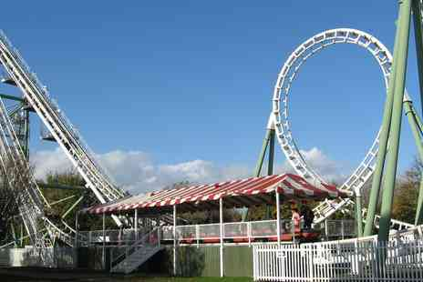Pleasure Island - Treat the family to a fun day out - Save 29%