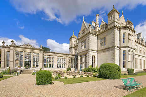 Stoke Rochford Hall - Stay in a small double room inclusive Breakfast - Save 51%
