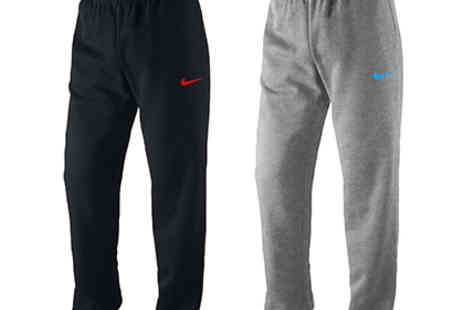 Active Human - Mens Nike Squad Fleece Track Trousers - Save 33%