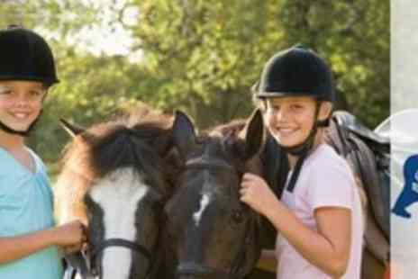 HorseWorld - Entry For Two Adults and Up To Three Children - Save 56%