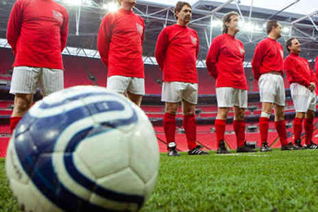 Eclipse Promotions - Football Legends Champions Tournament for One - Save 32%