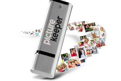 Simplified IT Products - Picture Keeper Up To 4000 Photos - Save 70%