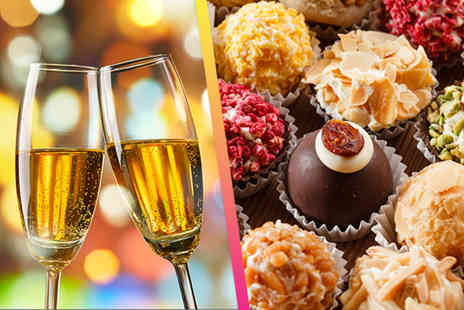 David Leslie - Chocoholics afternoon tea for 2  - Save 55%