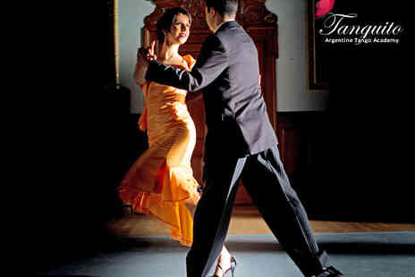 Tanguito - One Month of Beginners Tango Classes and Entry to Tango Dance for One  - Save 66%
