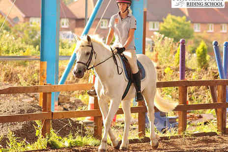 Firtree Farm Riding School - Horseback Riding Lesson - Save 53%