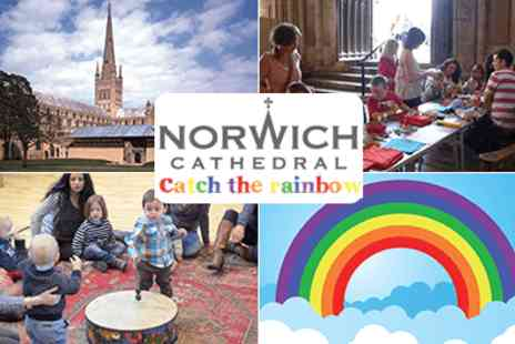 Norwich Cathedral - Action packed Arts & Crafts Fun Day - Save 0%