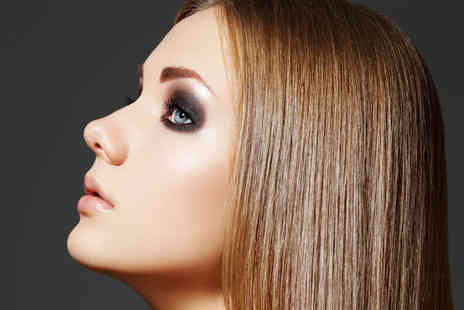Cruz Hair & Beauty - Haircut, Blow Dry, and Nixon Intense Conditioning Treatment - Save 67%