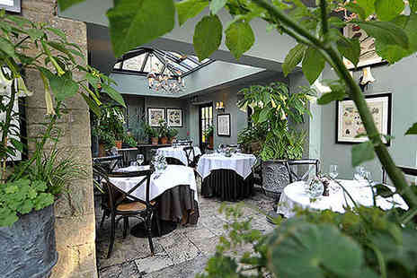 Marco Pierre Whites The Frogmill Inn - One night stay for two in  Gloucestershire - Save 48%