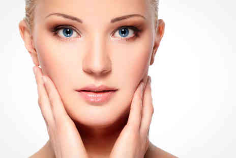Manor Health - One Radio Frequency Facial Skin Tightening Sessions - Save 59%