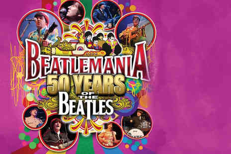 NE6 Suite - Two tickets to Beatlemania  - Save 50%