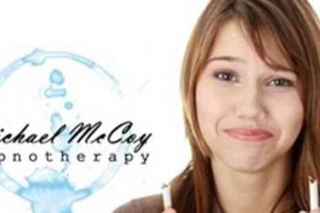 Michael McCoy Hypnotherapy - Smoking Cessation Hypnotherapy Seminar - Save 84%