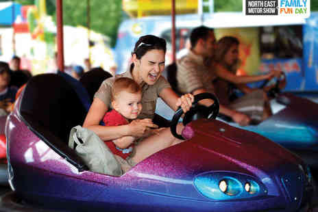 North East Family Fun Day & Motor Show - Family Ticket to North East Family Fun Day & Motor Show - Save 50%