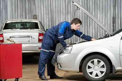 Auto Safety Centre - Car Air Conditioning Service With Re Gas - Save 76%