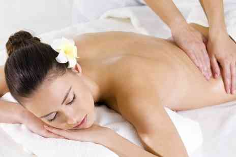 Dragonfly - Choice of Massage Such as Aromatherapy or Deep Tissue - Save 60%