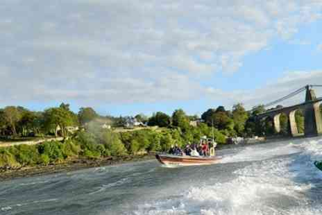 Anglesey Boat Trips - Two Hour Powerboat Sightseeing Experience  - Save 44%