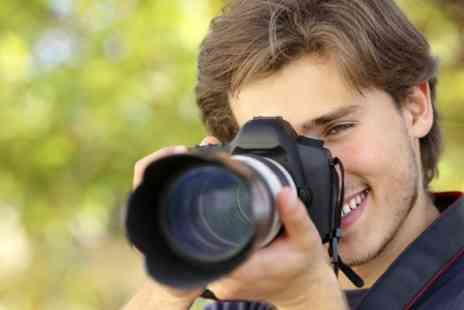 Neil Atkinson - Summer Photo Safari For One Adult and One Child - Save 66%