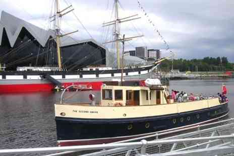 Clyde cruises - 90 Minute River Clyde Cruise For Two - Save 50%