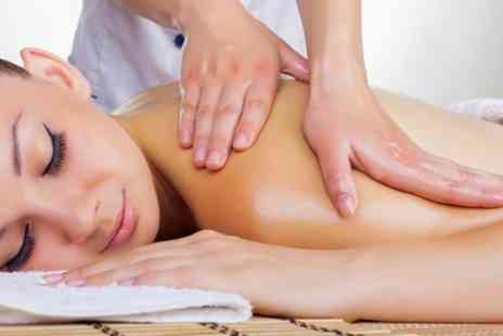 Amara Essence - Full Body Massage Plus Express Facial - Save 72%