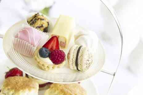 Coffee Lounge - Afternoon Tea For Two - Save 50%