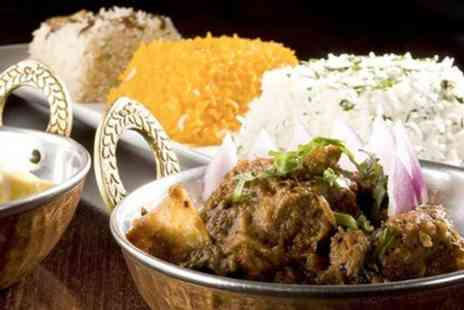 Curry Lounge - Seven Course Indian Tasting Menu For Two - Save 55%