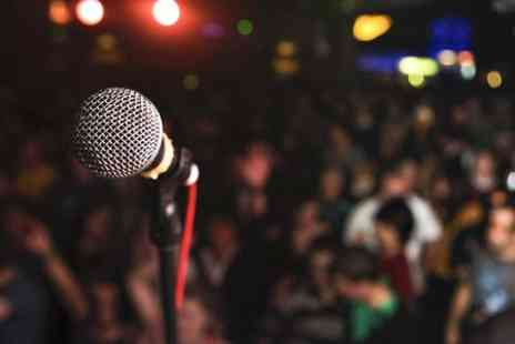 Kick back comedy club - Stand Up Comedy Night Ticket  - Save 50%