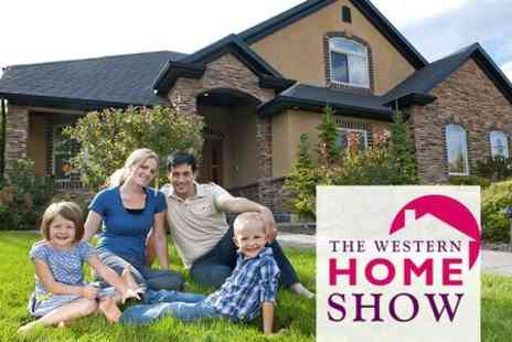 Northern Home Show - Ticket to The Western Home Show  For Two - Save 50%