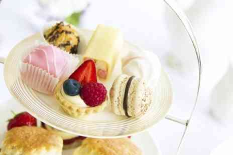 Bar 82 - Traditional Afternoon Tea For Two  - Save 50%