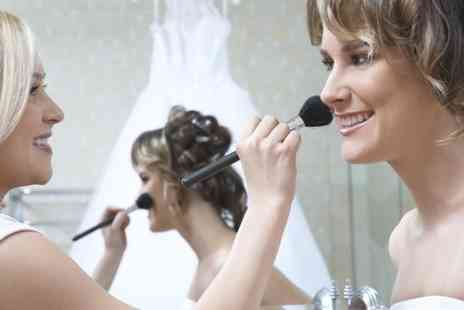 i BROWZ Beauty Academy - Five Day Bridal Hair and Make Up Course - Save 87%