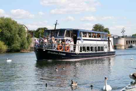 Thames Rivercruise - Thames Rivercruise Trip For Two Adults - Save 50%