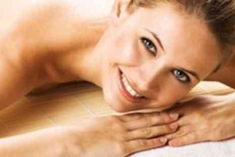 Body Beauty - Back, Neck, and Shoulder Massage Plus 45 Minute Facial - Save 60%