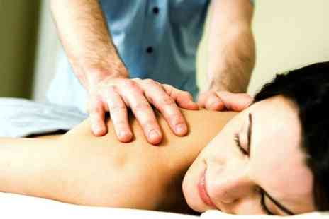 EFT Centre - Choice of Therapies Including Sports Massage - Save 50%