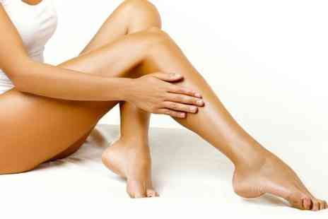 Skin Like Silk -  Six Sessions of PL or Laser Hair Removal - Save 86%