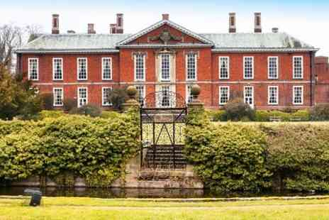 Bosworth Hall Hotel -  One Night Stay For Two With Breakfast, Dinner, Pimms and Spa Access  - Save 50%
