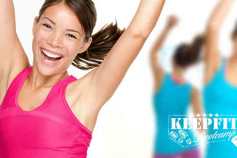 Keep Fit Bootcamp - One Month of Unlimited Fitness Classes - Save 50%
