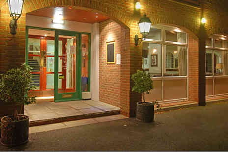 Oliver Cromwell Hotel -  Cambridge dinner, bed and breakfast break - Save 20%
