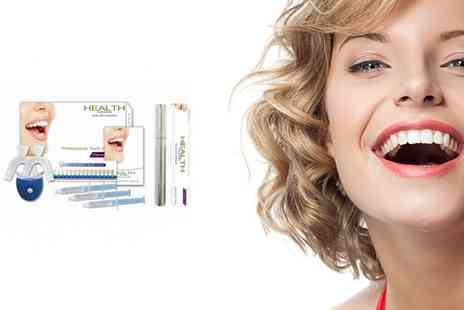 Health Cocoon - Ultimate Teeth Whitening Package - Save 92%