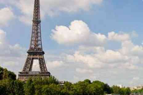 Eurostar and Britain Shrinkers - Paris Trip with Champagne Lunch on Eiffel Tower - Save 50%